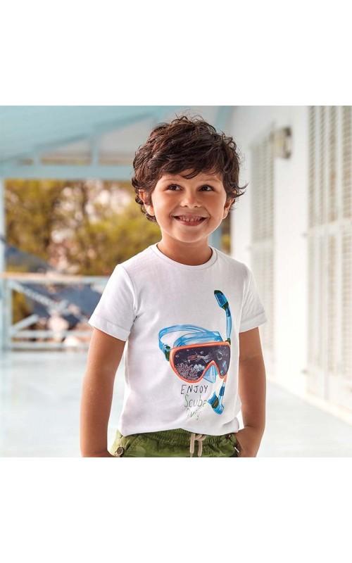 Chlapčenské tričko MAYORAL 3070