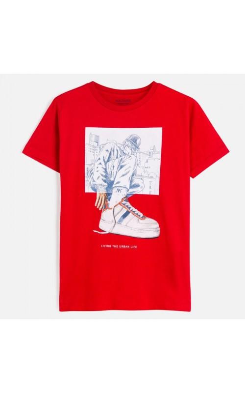 Chlapčenské tričko MAYORAL 6056