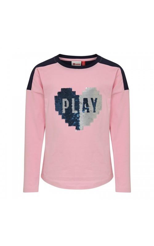 Dievčenské tričko LWTONE 102