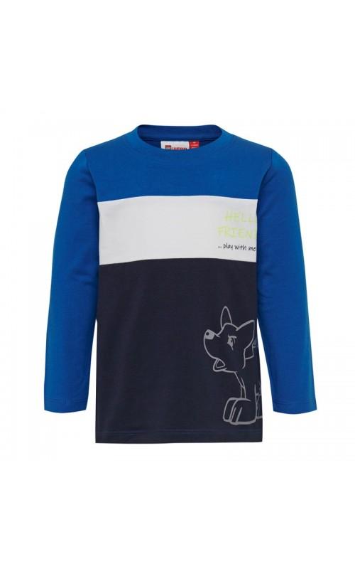 Chlapčenské tričko LWTOMMAS 103