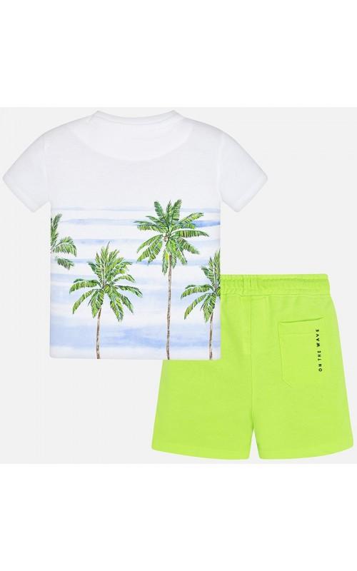 Chlapčenský set (tričko+šortky) MAYORAL 3621