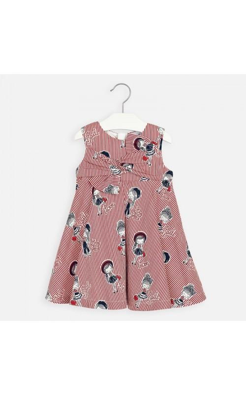 Dievčenské šaty MAYORAL 3938