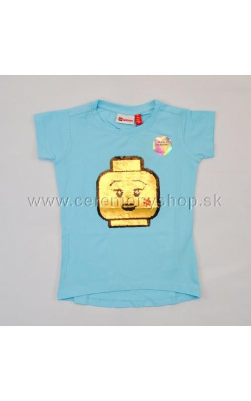 Dievčenské tričko LEGO