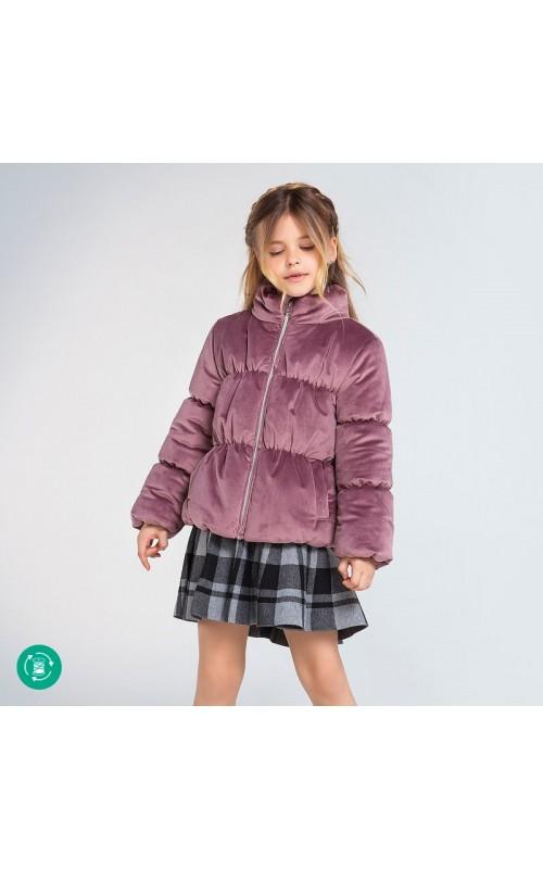 Dievčenský kabát MAYORAL 7411