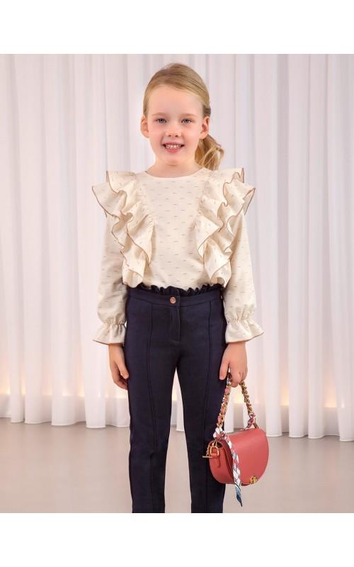 Dievčenské nohavice ABEL&LULA