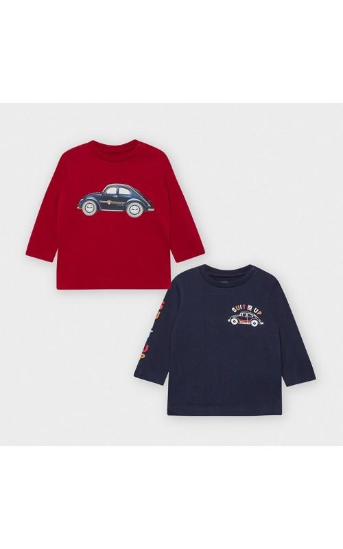 Chlapčenské tričko 2 PACK MAYORAL 2037
