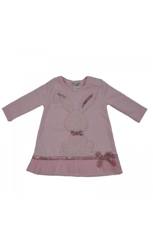 Dievčenské šaty PETIT LAPIN
