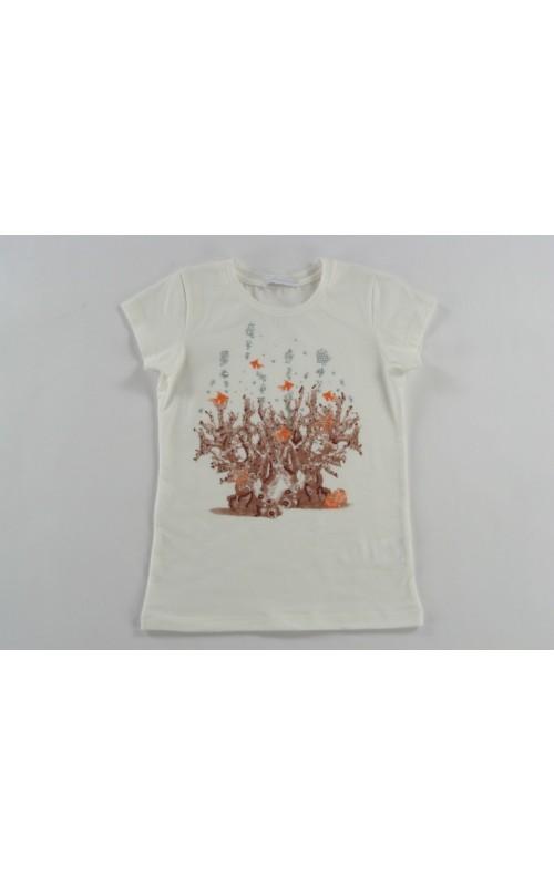 Dievčenské tričko SEA STORY