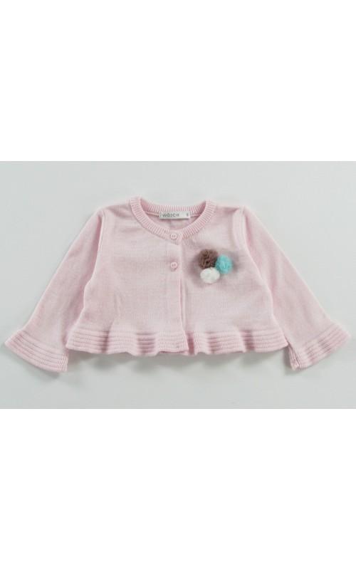Dievčenský sveter TEA FOR YOU