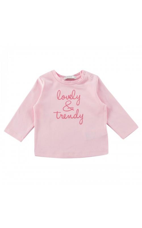 Dievčenské tričko LOVELY&TRENDY