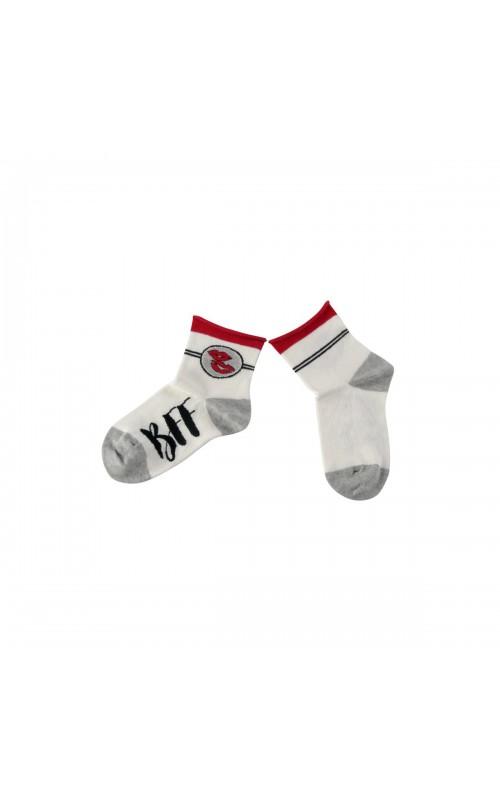 Dievčenské ponožky BEST FRIENDS