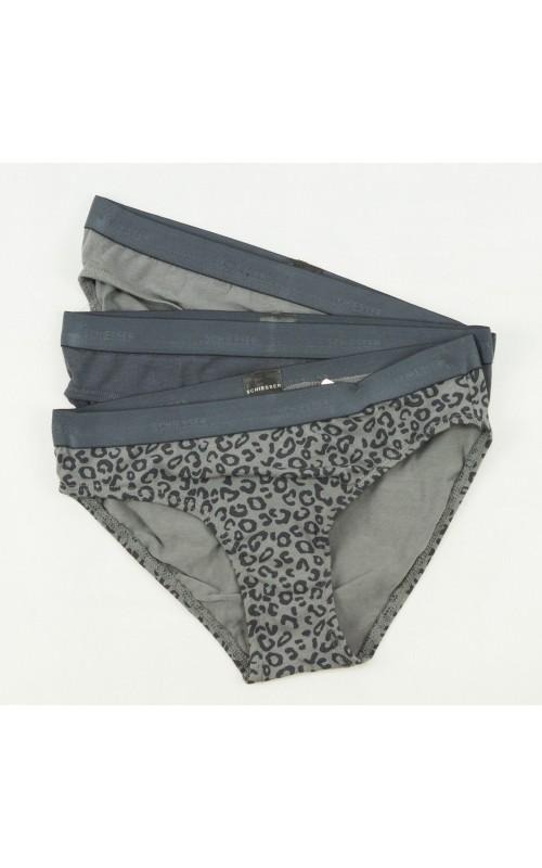 Dievčenské nohavičky SCHIESSER 3PACK
