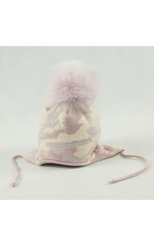 Dievčenská čiapka TRESTELLE