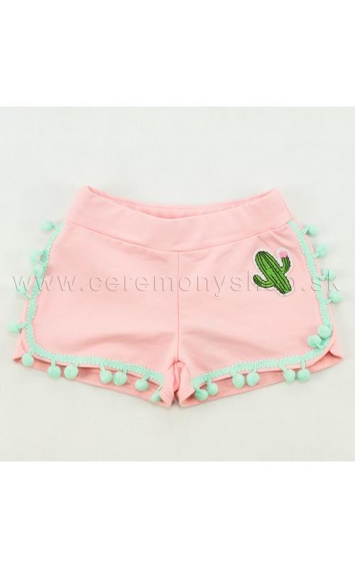 Dievčenské šortky WELCOME SUMMER