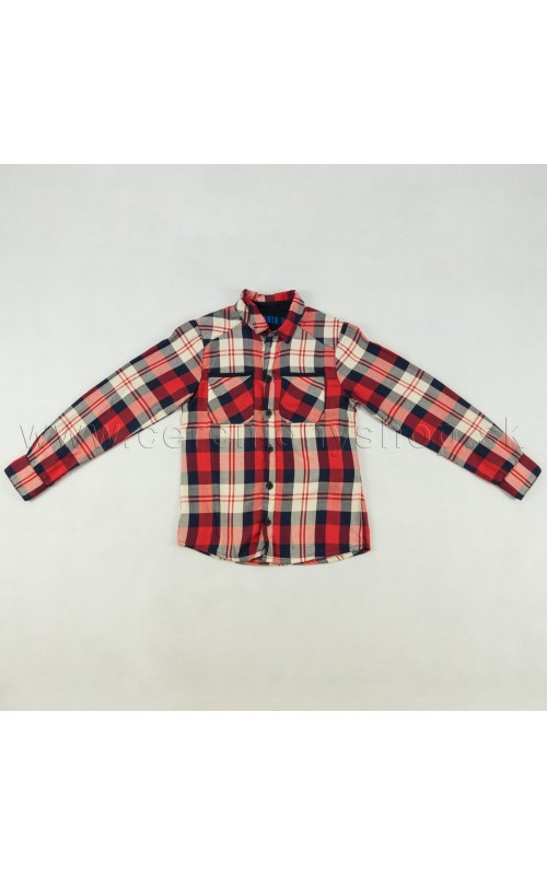 Chlapčenská košeľa CHIPI&CHIPS