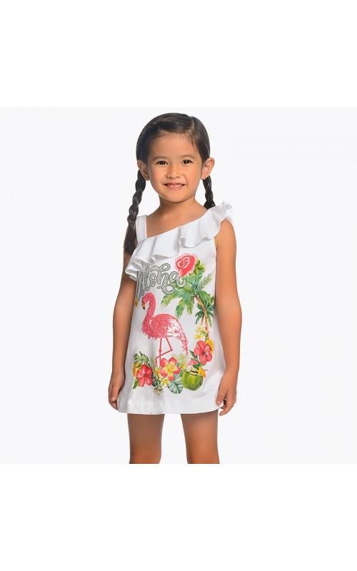Dievčenské šaty MAYORAL 3953