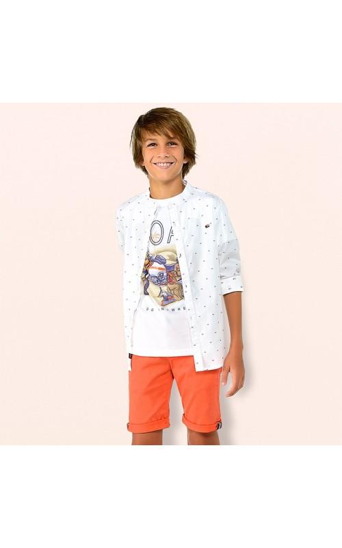 Chlapčenské šortky MAYORAL 242