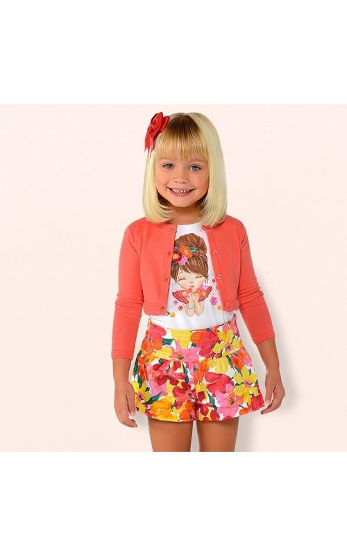 Dievčenské šortky MAYORAL 3203