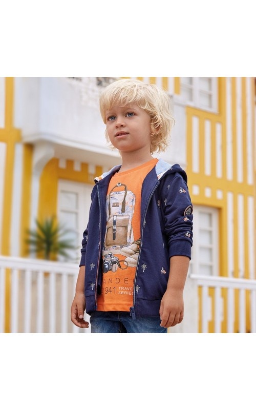 Chlapčenská mikina MAYORAL  3428