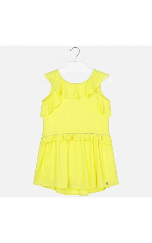 Dievčenské šaty MAYORAL 6921