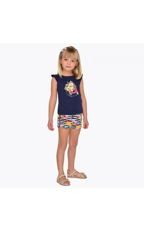 Dievčenské šortky MAYORAL 3214