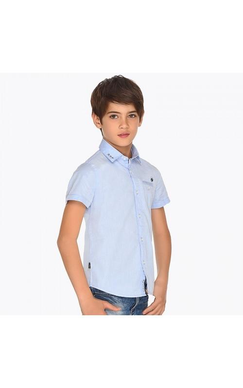 Chlapčenská košeľa MAYORAL 6124