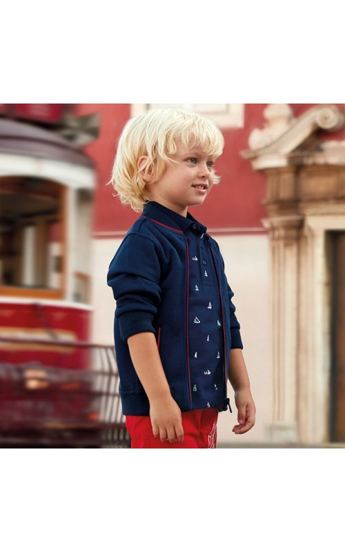 Chlapčenská mikina MAYORAL 3426