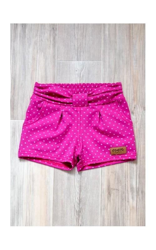 Dievčenské šortky ROSE VIOLET