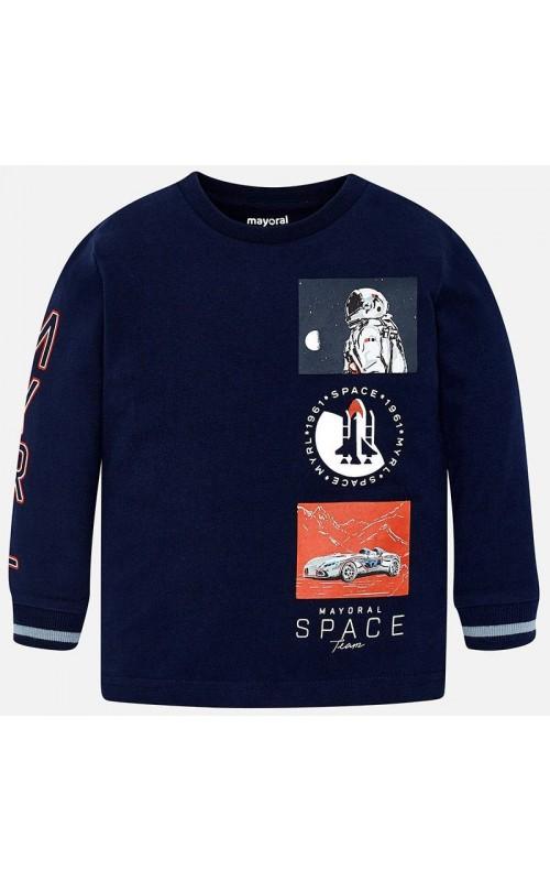 Chlapčenské tričko MAYORAL 4030