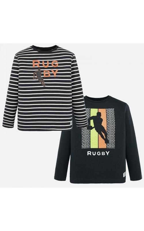 Chlapčenské tričko MAYORAL 7025 - 2 PACK