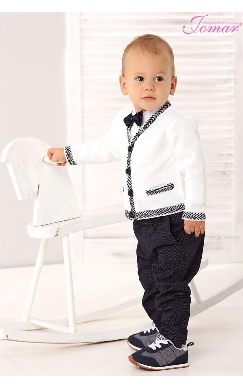 Chlapčenský sveter 734 ADAM