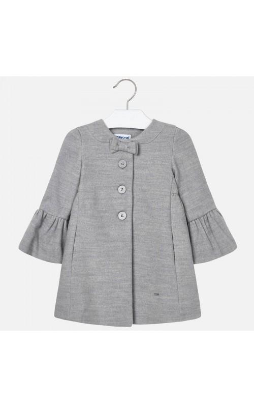 Dievčenský kabát MAYORAL 4412