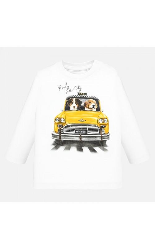 Chlapčenské tričko MAYORAL 2020