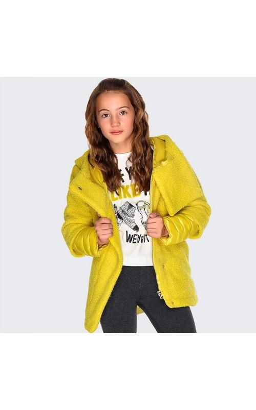 Dievčenský kabát MAYORAL 7426