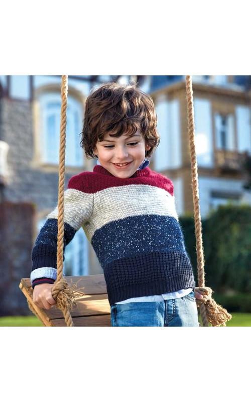 Chlapčenský pulóver MAYORAL 4314
