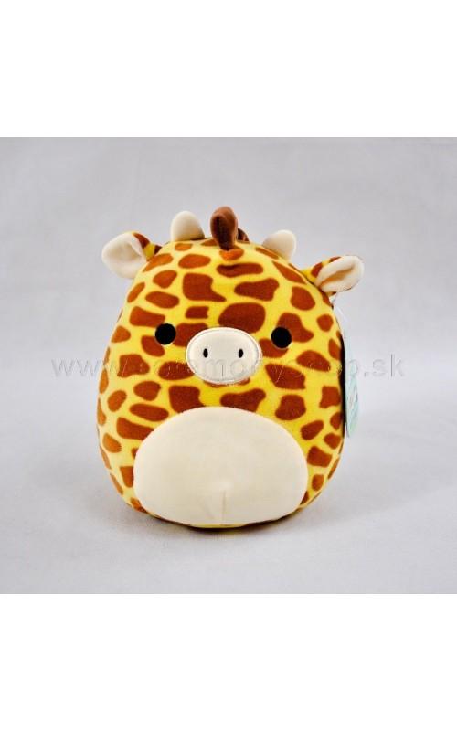 Plyšová hračka žirafka Gary - SQUISHMALLOWS