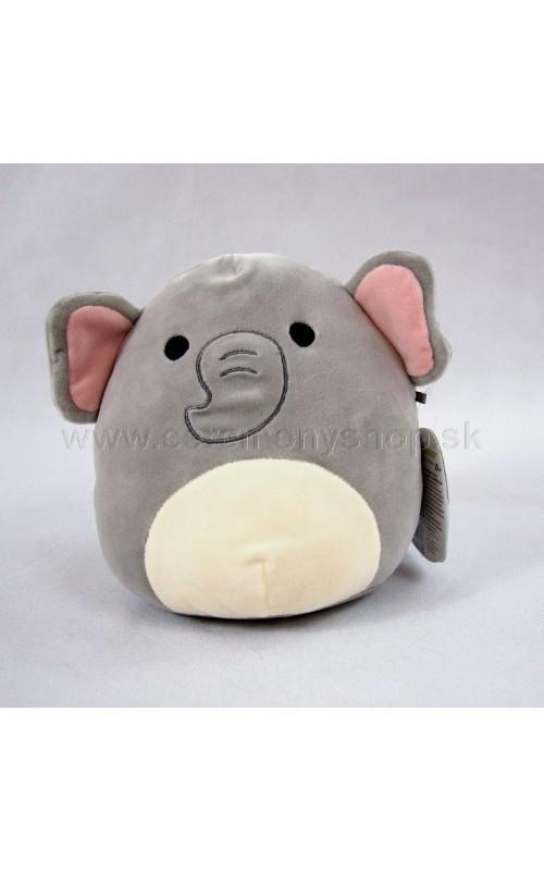 Plyšová hračka sloník Mila - SQUISHMALLOWS