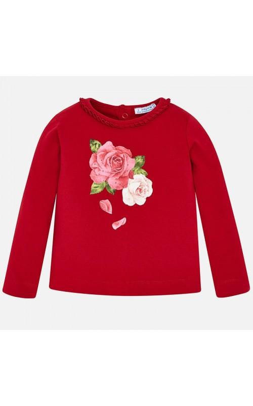 Dievčenské tričko MAYORAL 4006