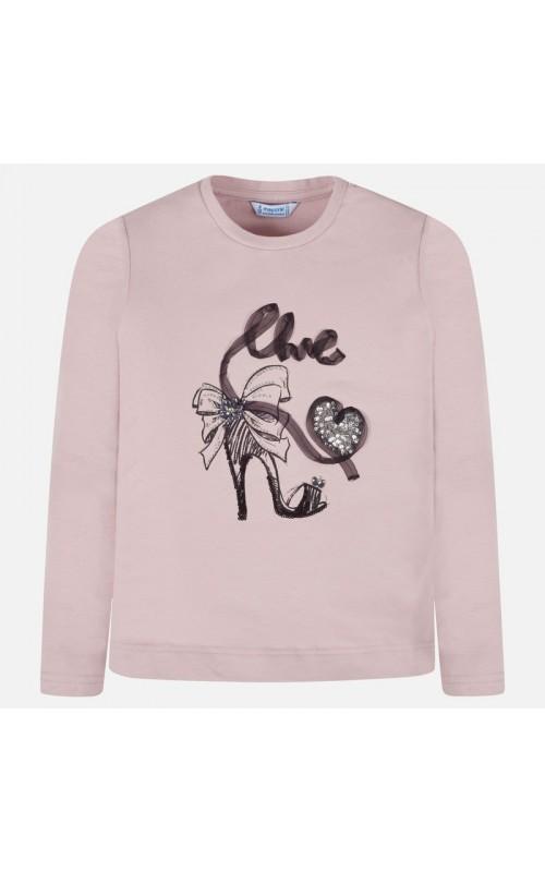 Dievčenské tričko MAYORAL 7004