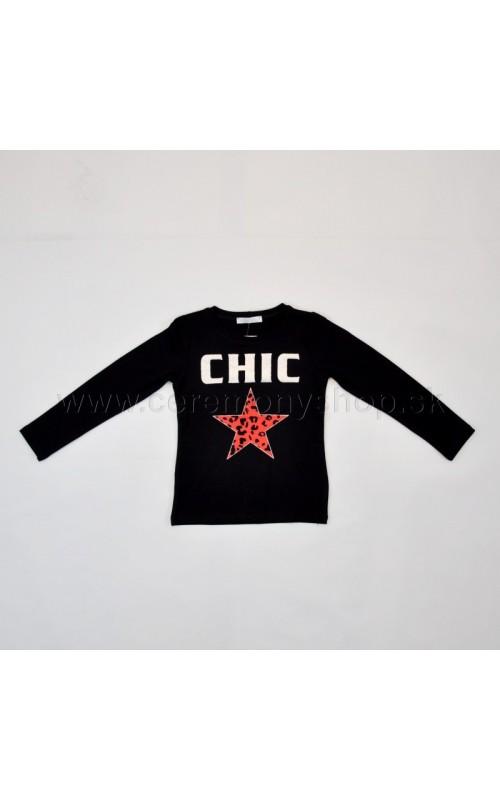Dievčenské tričko CHIPI&CHIPS