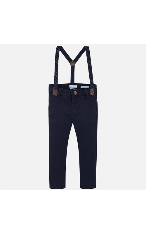Chlapčenské nohavice MAYORAL 4522
