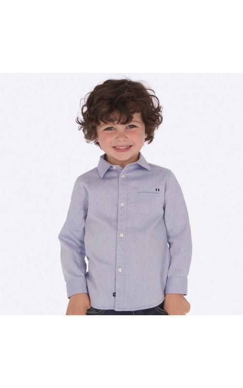 Chlapčenská košeľa MAYORAL 4125