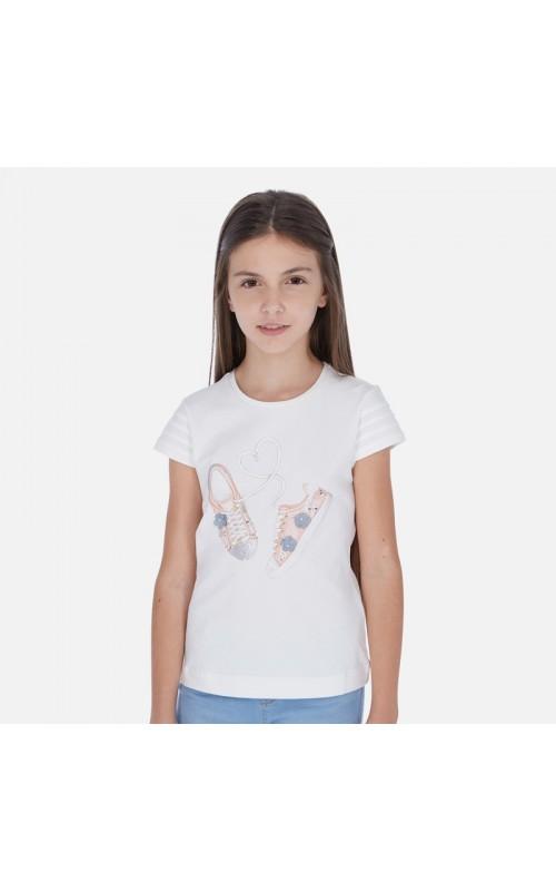 Dievčenské tričko MAYORAL 6016