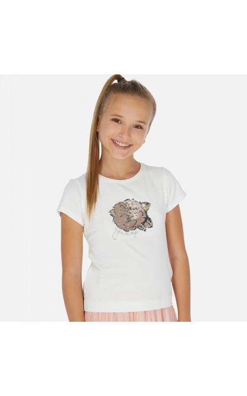 Dievčenské tričko MAYORAL 6022