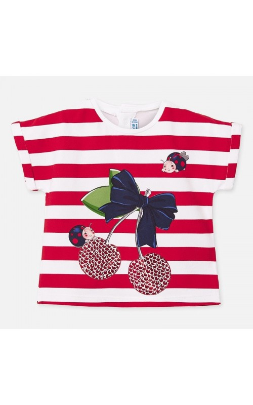 Dievčenské tričko MAYORAL 1067