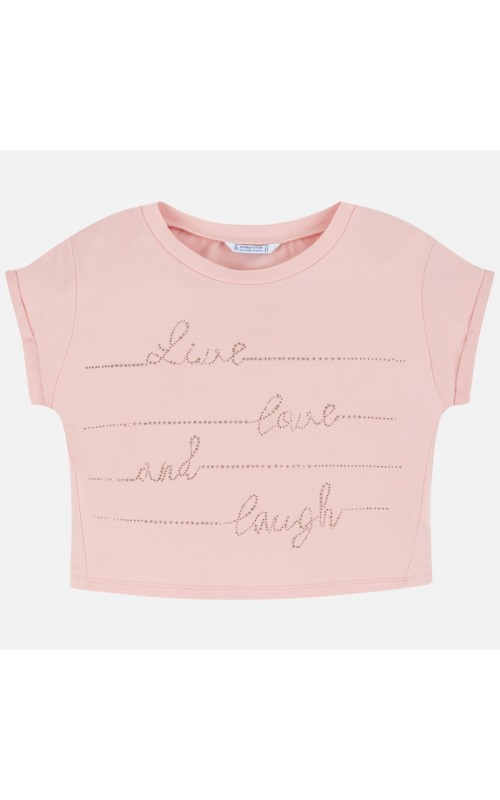 Dievčenské tričko MAYORAL 6019