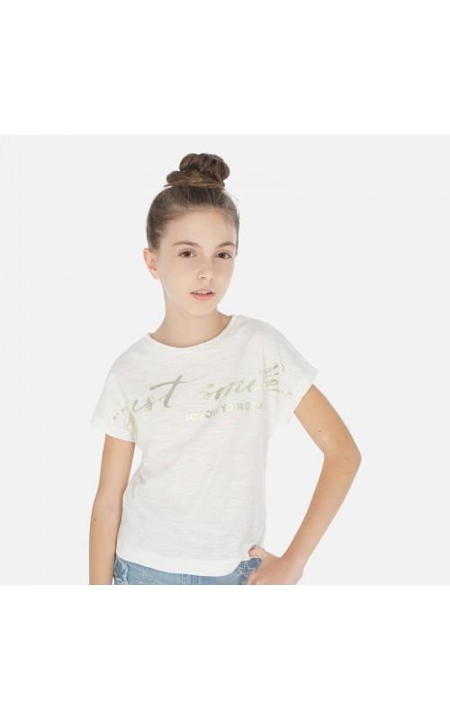 Dievčenské tričko MAYORAL 6010