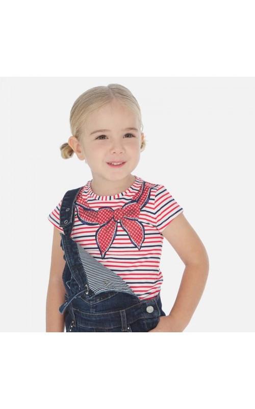 Dievčenské tričko MAYORAL 3005