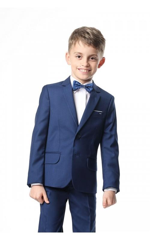Chlapčenský oblek KOBALT