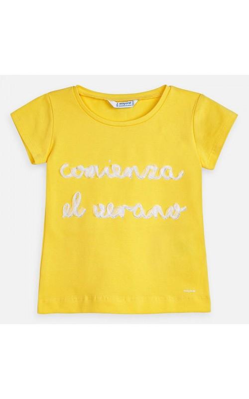 Dievčenské tričko MAYORAL 3006